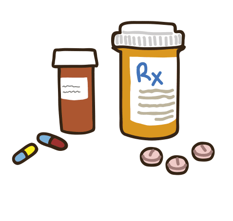 Image result for medication cartoon