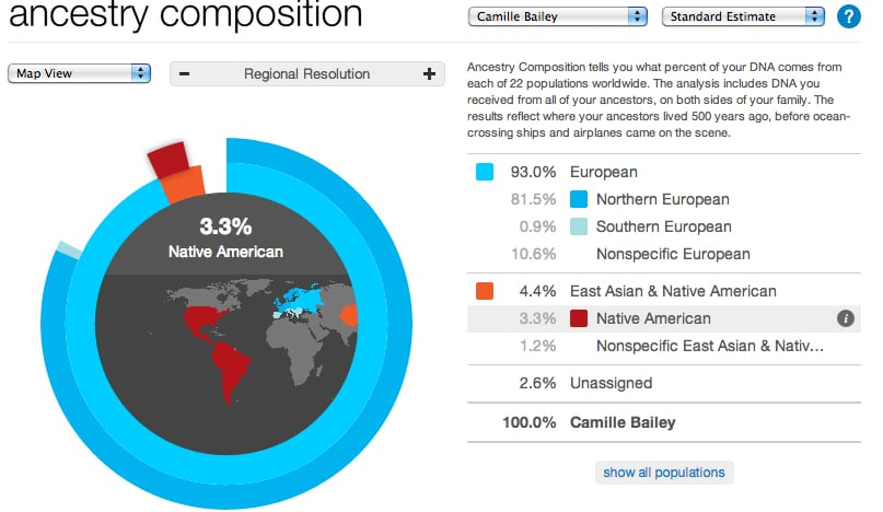 23andme S Newest Feature Explores Your Ancestry