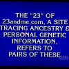 23andMe's Homage to Jeopardy!