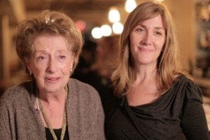 Diane and her daughter Barrie.