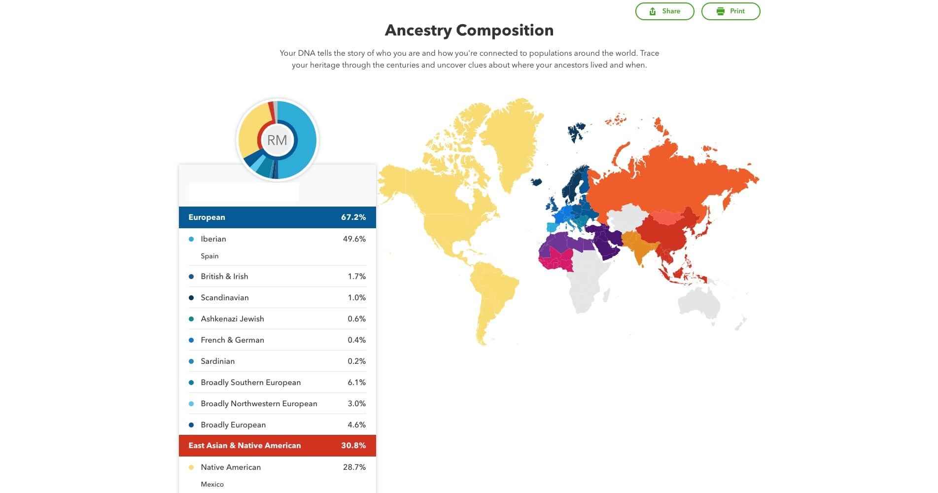 23andMe Expands Ancestry Composition With Another 120