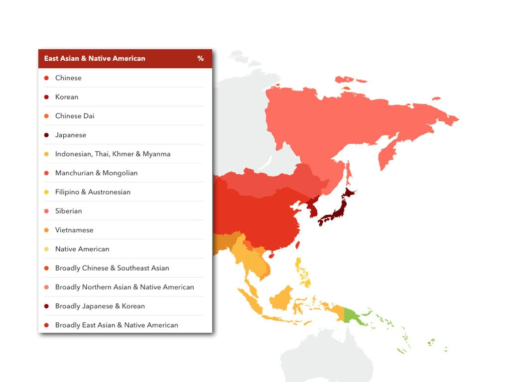 23andme review asian dating